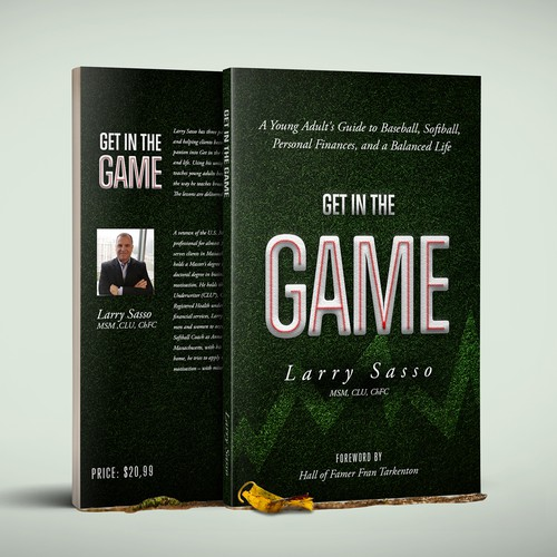 Get In the Game Book Cover