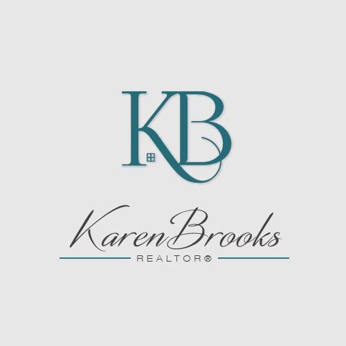 Karen Brooks - Top producing REALTOR needs standout logo