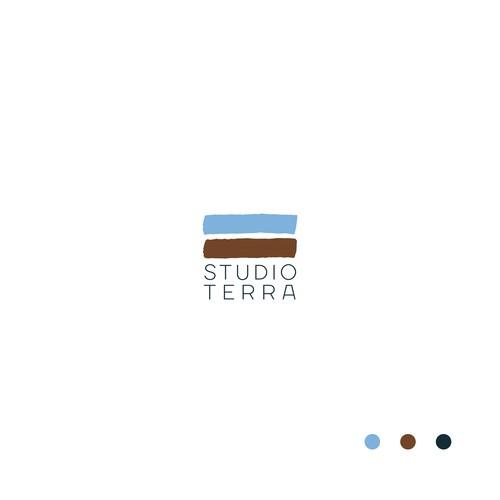 Un logo minimale che riprende la dualità della vita e le filosofie orientali
