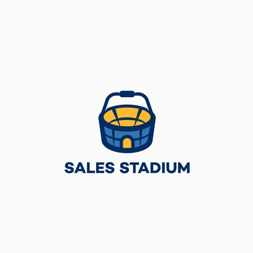 Playful Logo For Sales Meeting Place