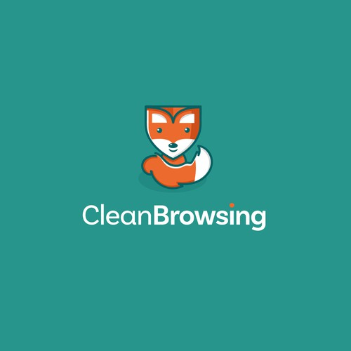 CleanBrowsing logo for a child-friendly browsing