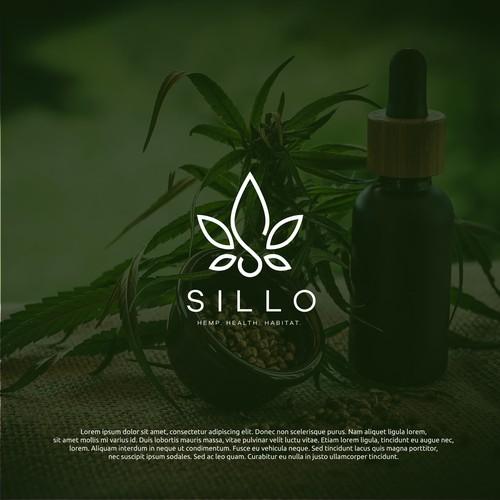 logo concept for sillo