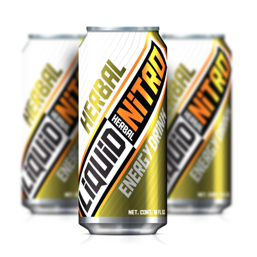 Create a winning Label Design for a successful energy drink company