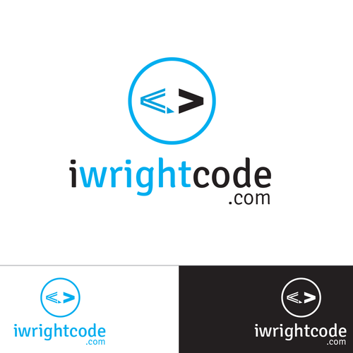 Logo for independent web designer/software developer