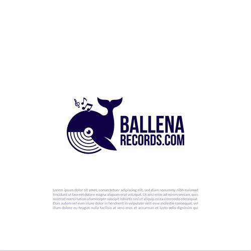 Logo for Ballena Record.com