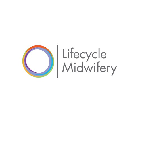 Lifecylce Midwifery Logo