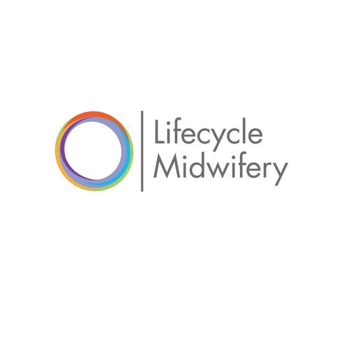 Lifecylce Midwifery Logo