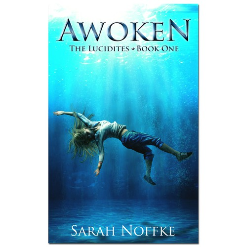 Create Super Striking Cover for Action Packed YA Sci-Fi Fantasy