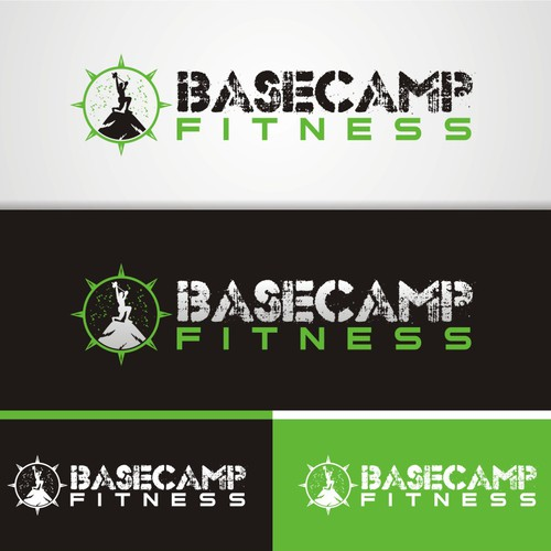 Help Basecamp Fitness with a new logo