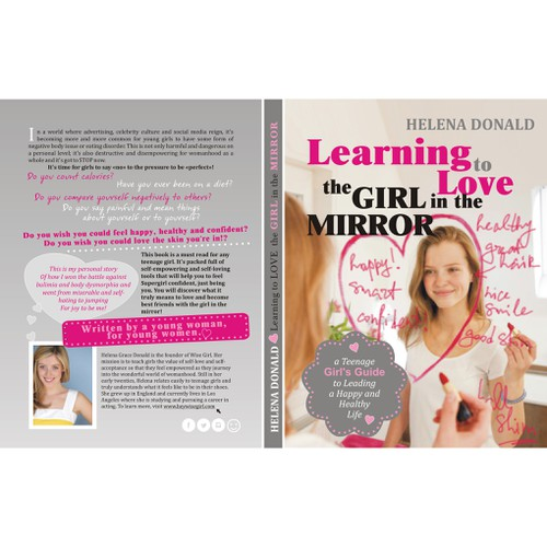 Book Cover for teens girls