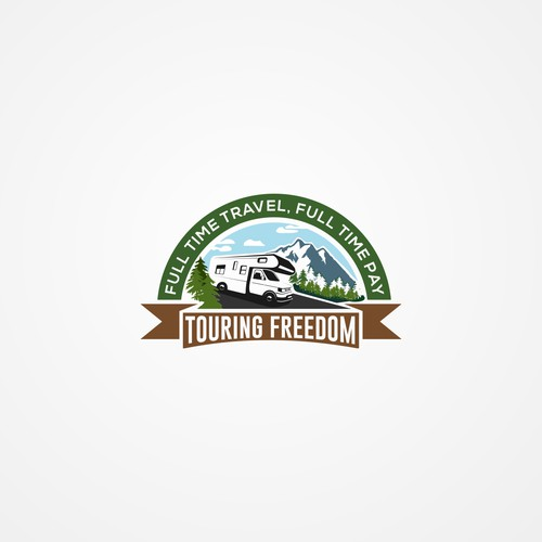 Touring Freedom's brand needs a redesign!