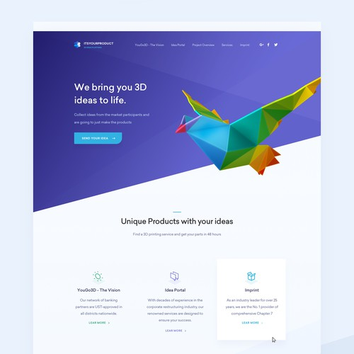 3d Printing Web Service