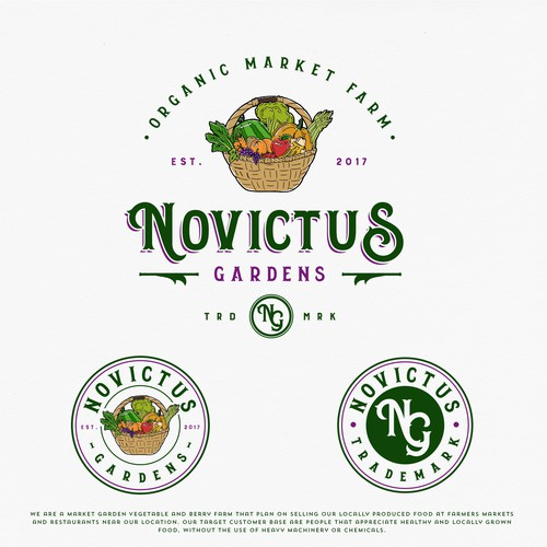 Novictus Gardens