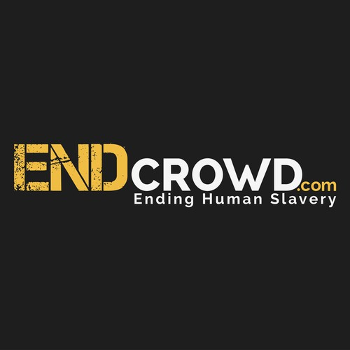Human Slavery: endcrowd.com needs a logo for a new site to end human trafficking