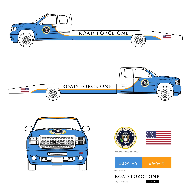 Car Hauler Design
