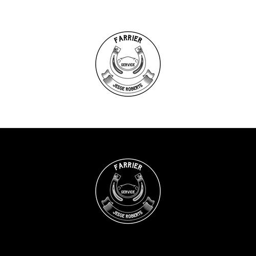 https://99designs.com/logo-design/contests/farrier-logo-729209/entries