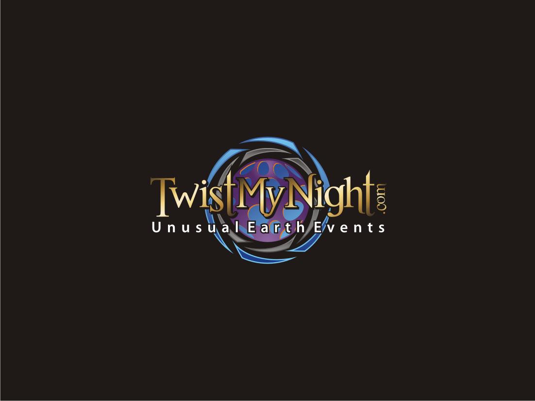 3D moving hypnotizing logo wanted for TwistMyNight.com