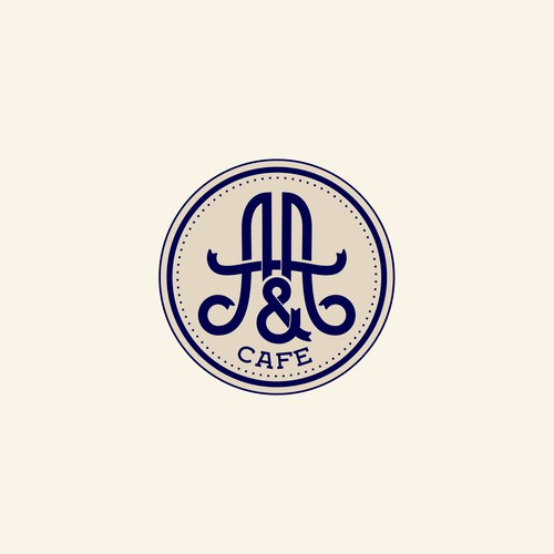 A&A cafe logo