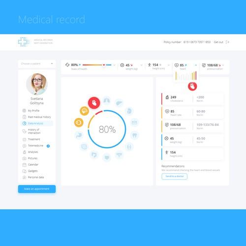 UI UX Interface design