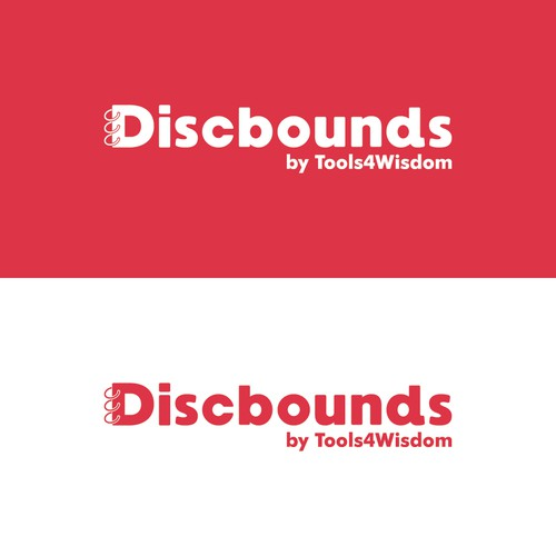 Logo for Discbounds by Tools4Wisdom