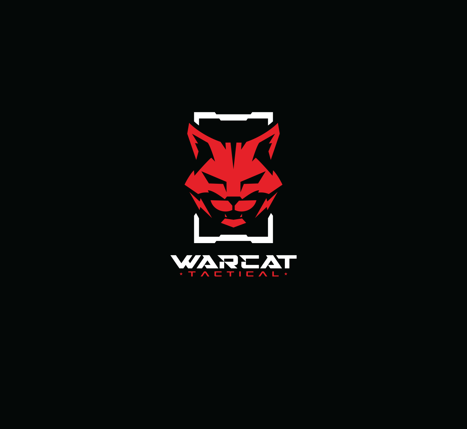 Logo revision for Warcat Tactical