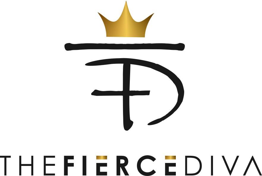 The Fierce Diva (content creator) - logo/brand design