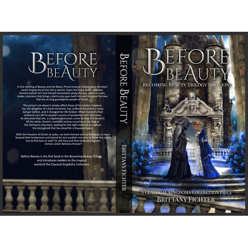Before Beauty / book cover