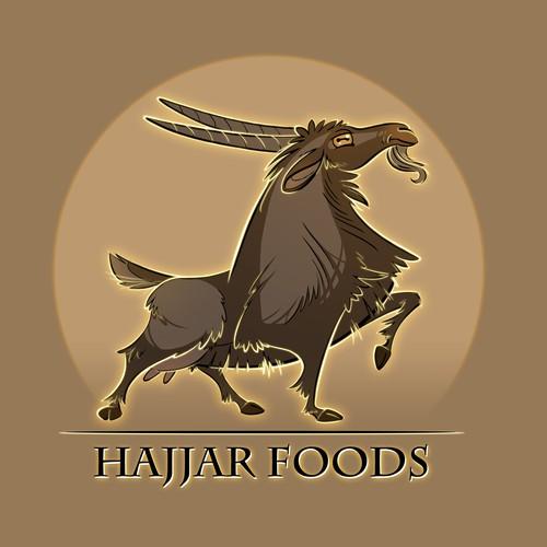 Goat mascot/character