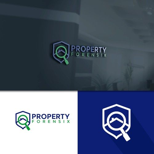 Logo for Home inspection firm