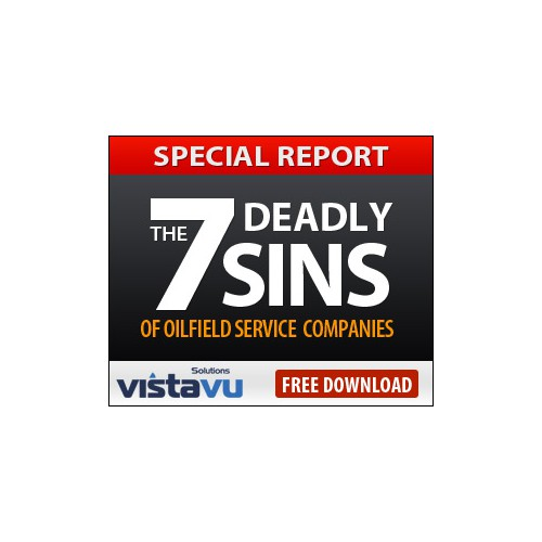 7 Deadly Sins Oil & Gas Banner Ad