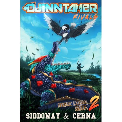 Djinn Tamer Book 2