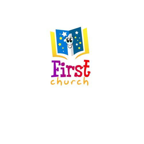 Logo First Church