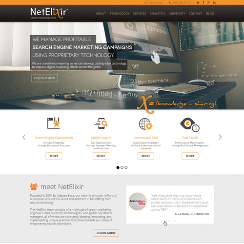 NetElixir.com - One of the Fastest Growing Search Marketing Agencies