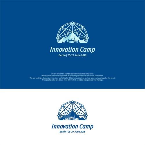 Design a logo for our Global Innovation Workshop in Berlin