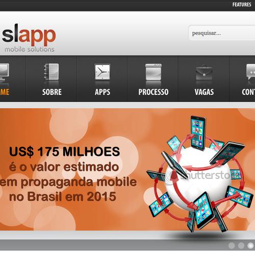 Banners fo Slapp Website