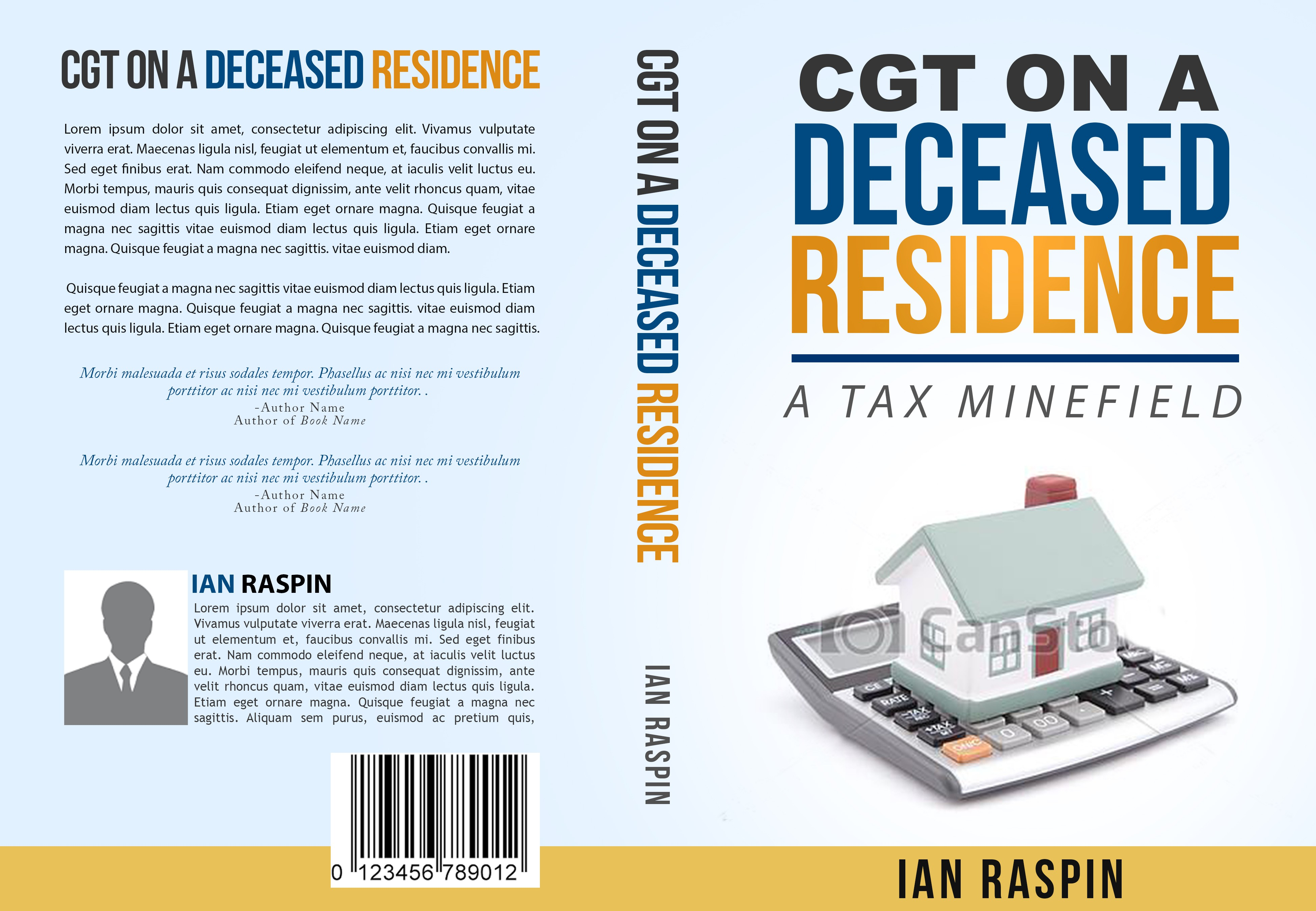 CGT on a Deceased Residence – a tax minefield!