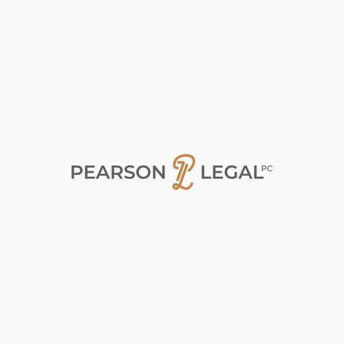 concept logo for legal