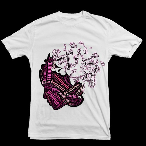 FEMININE WEAPON: Illustrator/Graphic Designer for Product Line (on Indiegogo)