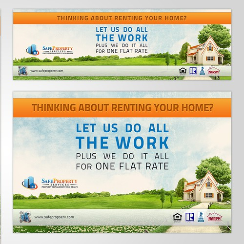 Advertising for Safe Property Services