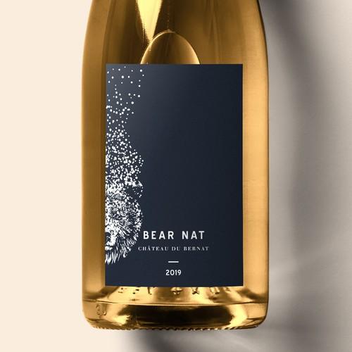 Bear Nat - Label Design