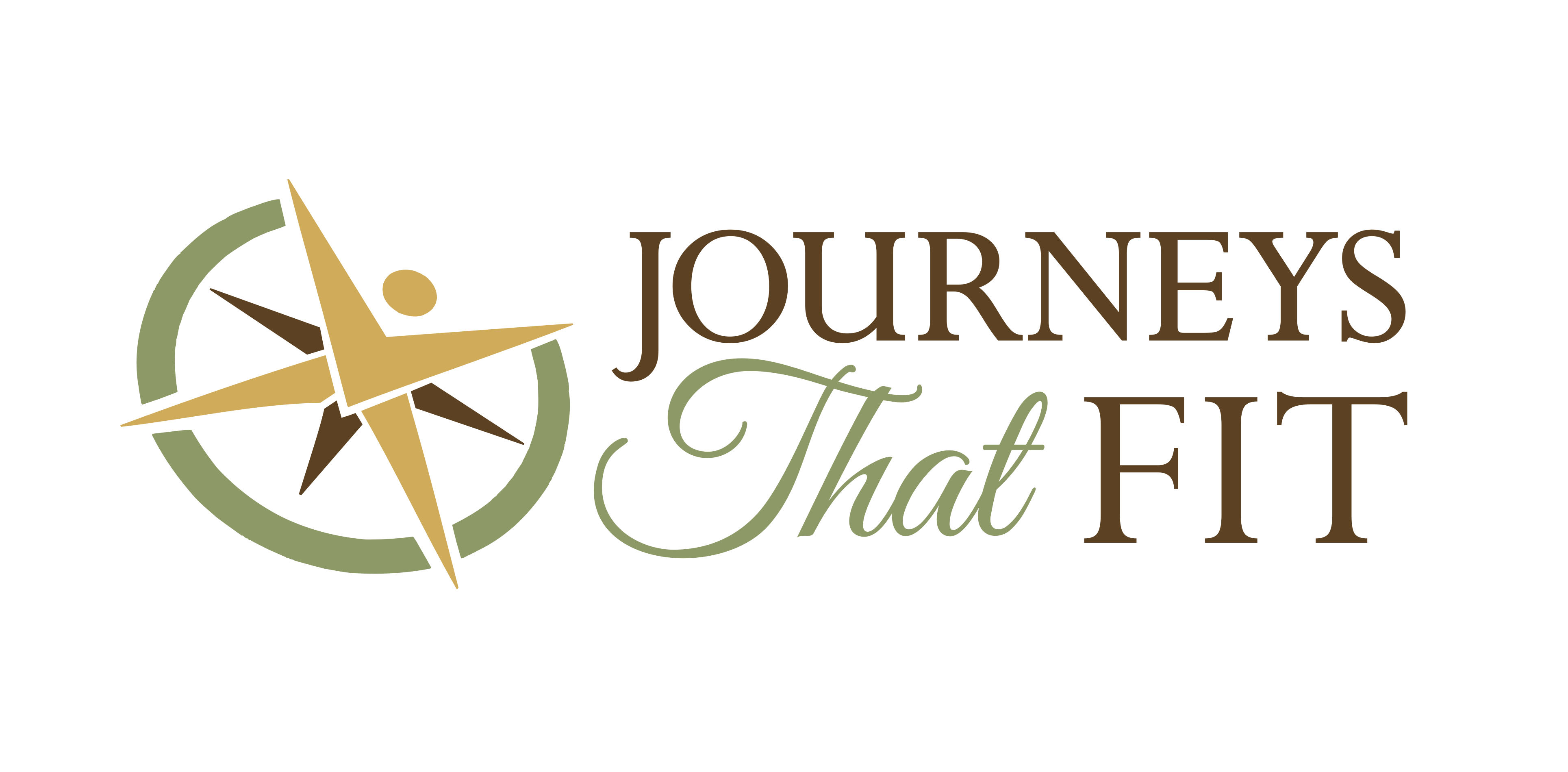 Journeys That Fit needs a Logo that Fits!
