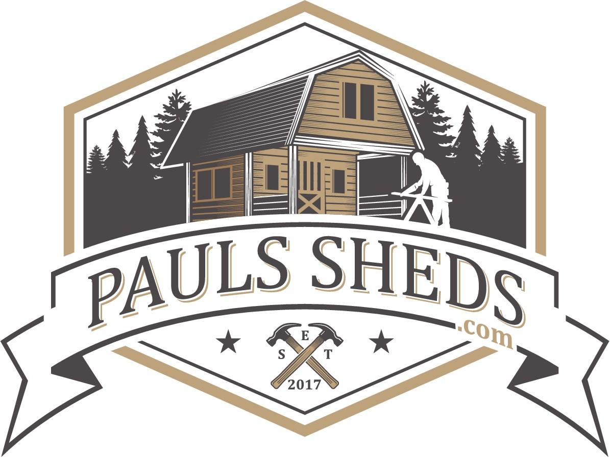 Logo for DIY shed plan website