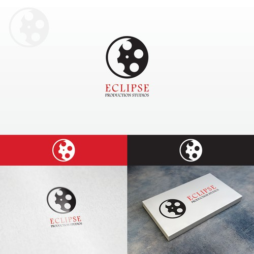 Logo design for production studio.
