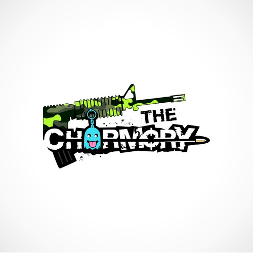 Call of Duty inspired logo