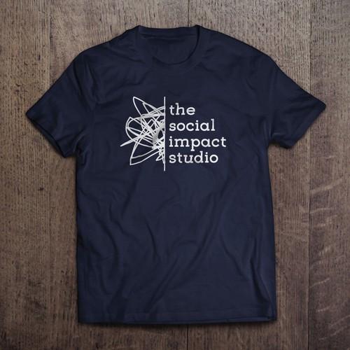 Bold logo design for The Social Impact Studio
