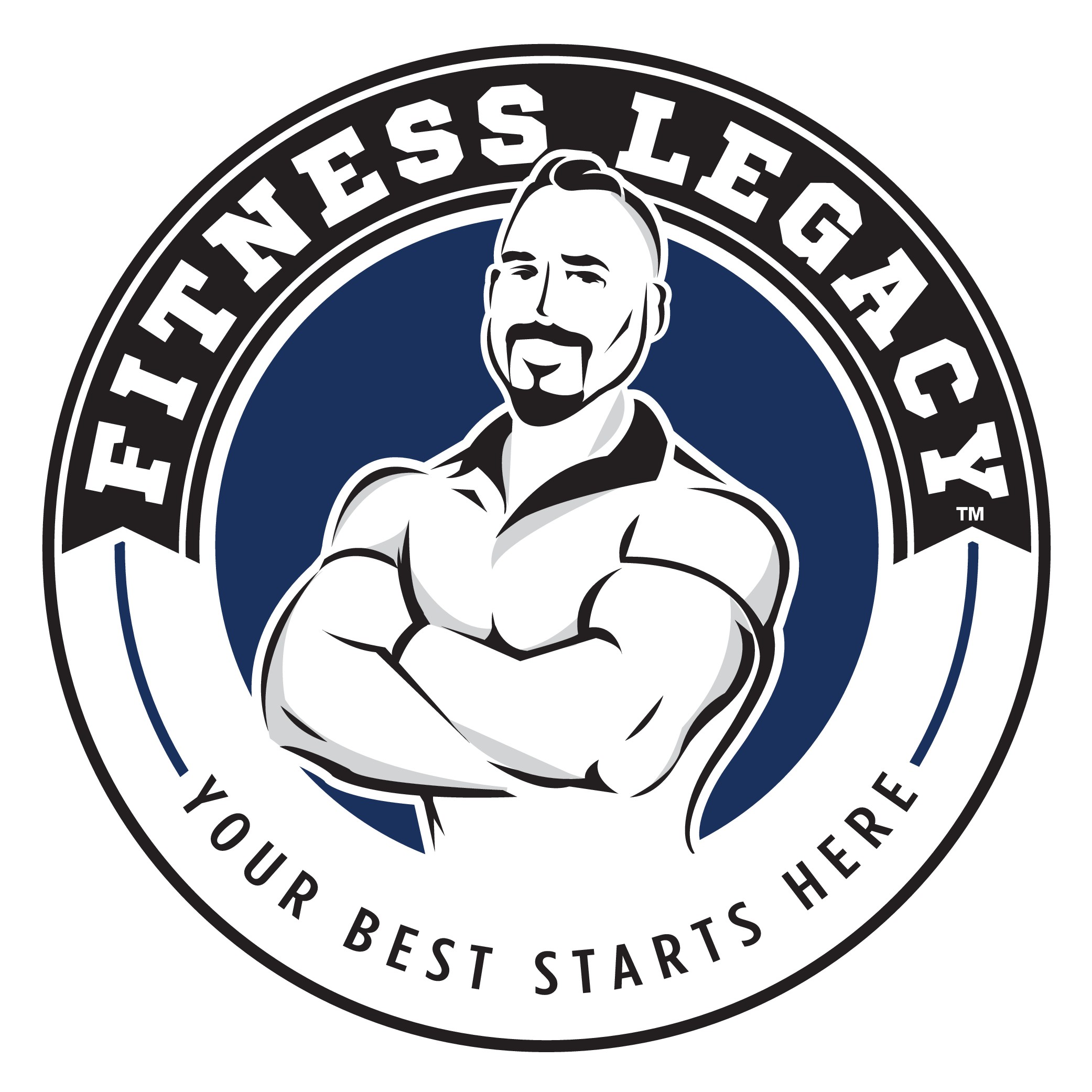 Design a powerful logo for an International Fitness Expert