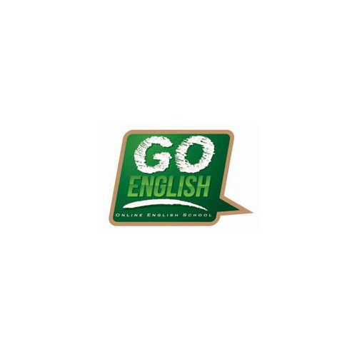 logo for Go English