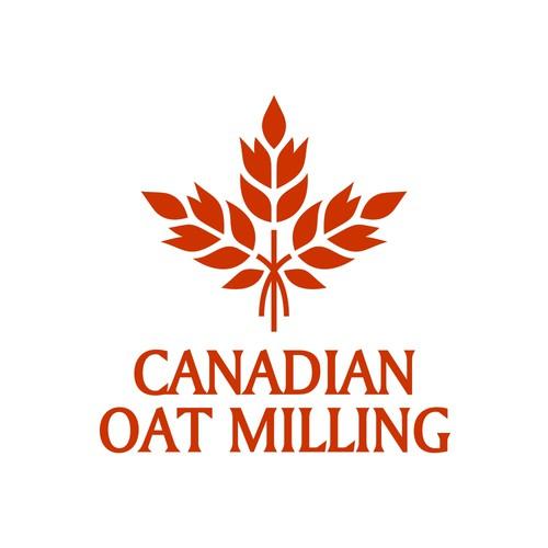 Canadian Oat Milling Ltd. needs a new logo