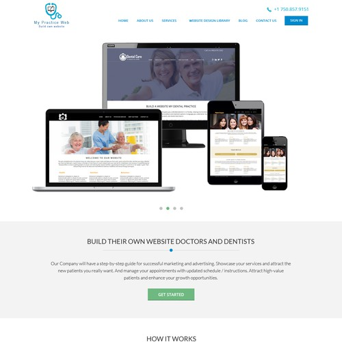 Dental Web Design Studio
