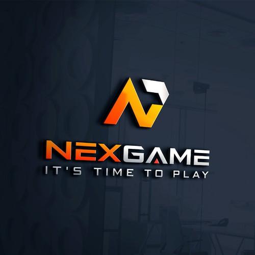 NexGame Logo & Brand Identity pack